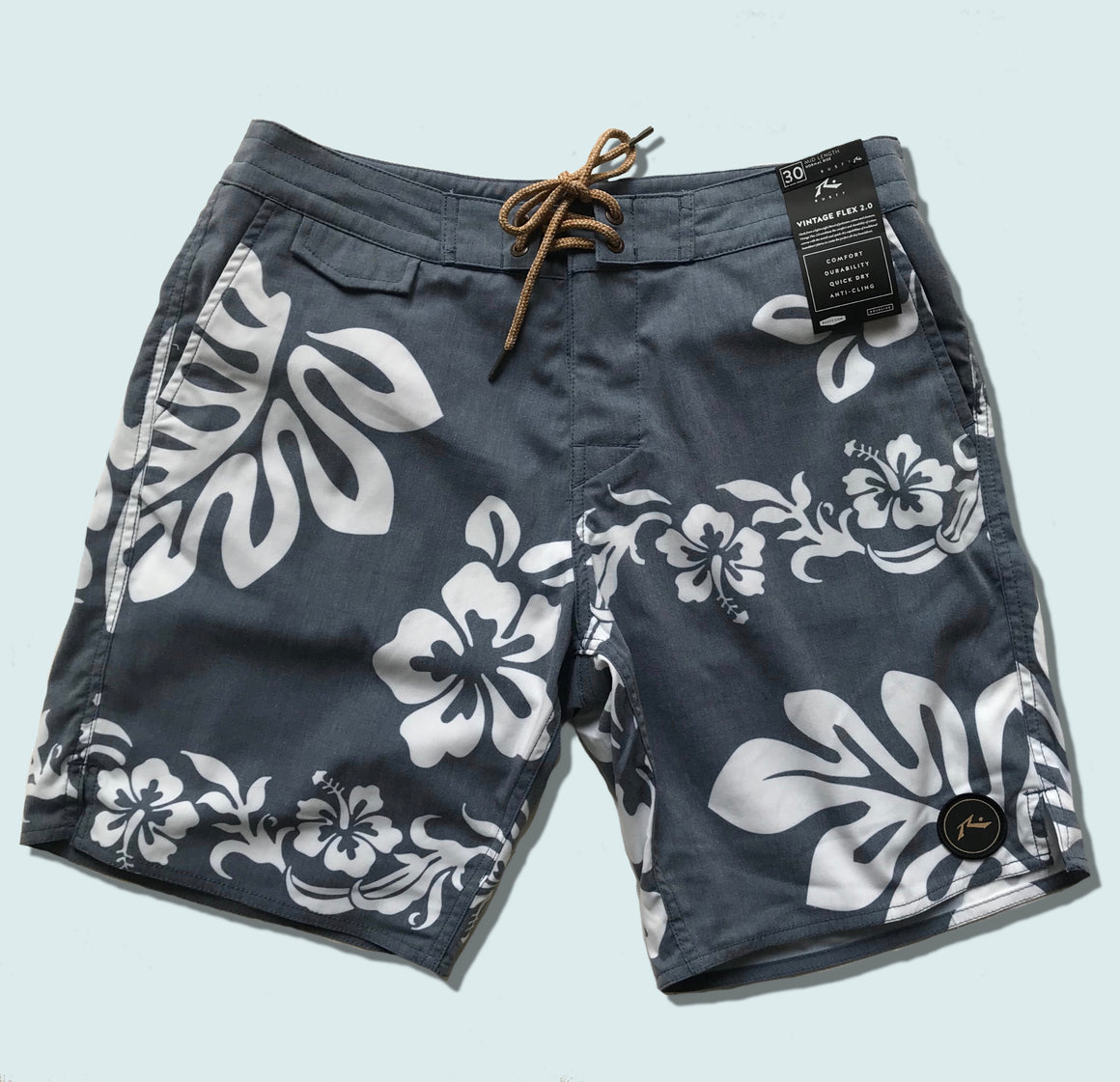 KONAN  ALL DAY BOARDSHORT -NAVY BLUE