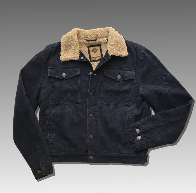 PACIFIC CORD JACKET INDIGO