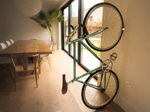 Easy  Bicycle Wall Buckle