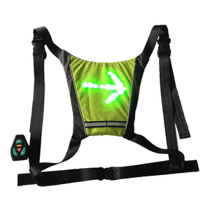 Waterproof Cycling LED Vest
