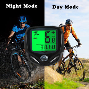 Precise Cycling Speedometer