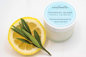 Body Butter: Coastal Bliss