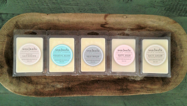 Sea Grass Soy Wax Melts