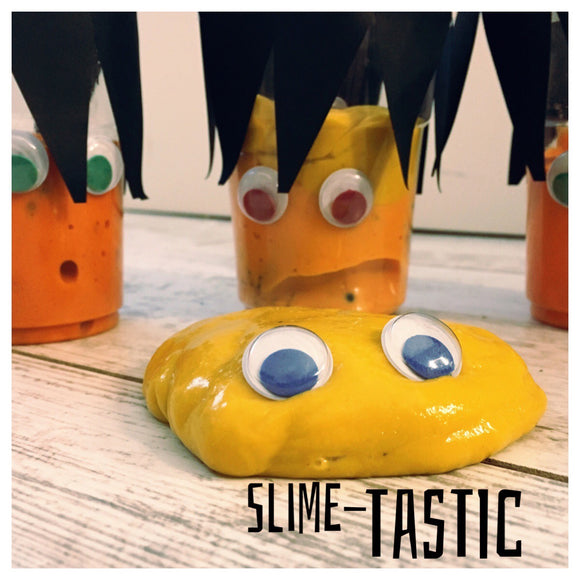 Slime Investigation Lesson Plan