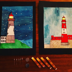 Lighthouse Paper Circuit Kit