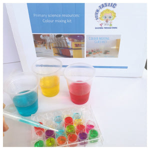 Colour mixing Lab Kit