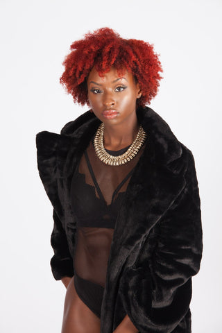 Get To Know Me Fur Coat