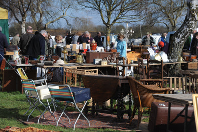 10 Largest Flea Markets in England