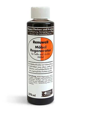 Renuwell Furniture Oil, 500ml Bottle