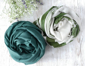 Hijab Gift Box - Green