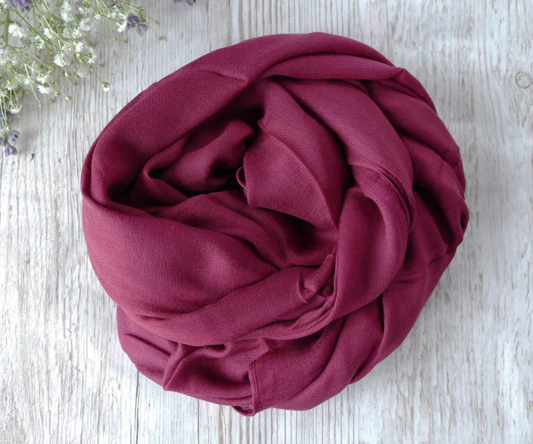 Plain Viscose Hijab