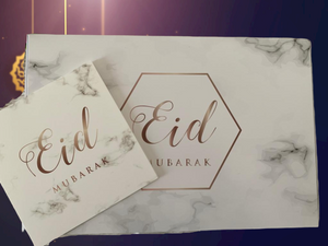 Customised Eid Halal Gift Box for Her