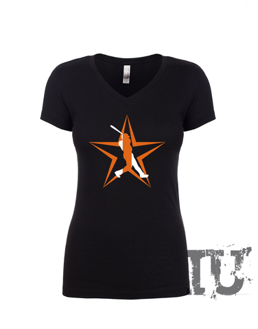 Houston champions ladies t-shirt