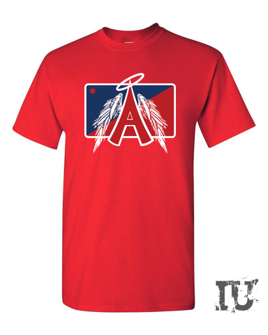 Los Angeles baseball adult shirt