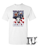 Tom Brady Goat t-shirt