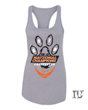 Tigers Championship ladies tank top
