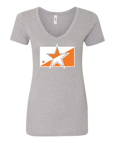 Houston champions star ladies shirt