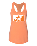 Houston Champions star ladies tank top