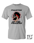 Phantom of the process shirt