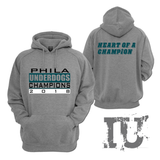 Philadelphia Eagles underdogs champions 2018 Hoodie