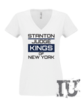 Stanton Judge Kings of New York ladies shirt