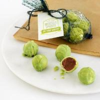 Chocolate Brussel Sprouts - In House Chocolates