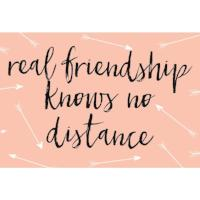 Print - Real Friendship