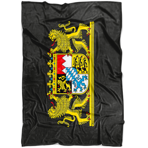Bavaria Fleece Blanket