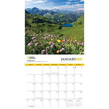 Germany National Geographic 2019 Wall Calendar
