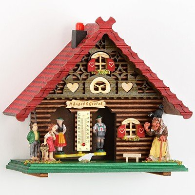 Trenkle Exclusive German Black Forest weather house