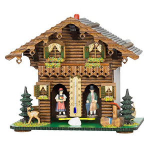 Trenkle German Black Forest Weather House