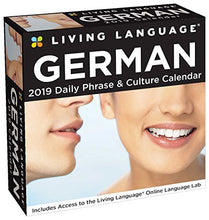 Living Language: German 2019 Day-to-Day Calendar