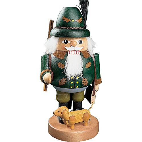 Richard Glaesser Hunter Nutcracker Dog Made in Germany