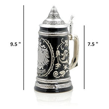 "German Beer Stein ""Adler Deutschland"" 
