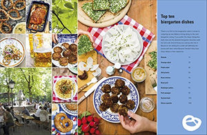 Biergarten Hardcover Cookbook: Traditional Bavarian Recipes Table of Contents