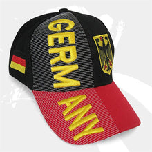 Germany Embroidery Adjustable Unisex Polo Hat