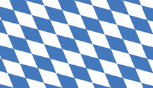 Bavaria Flag Vinyl Decal