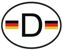 German Vinyl Decal Variety Pack