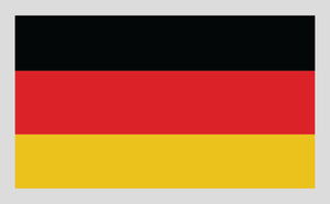 Germany Flag Decal