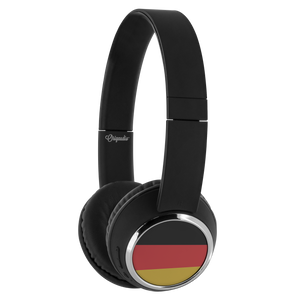 German Flag Bluetooth Headphones!