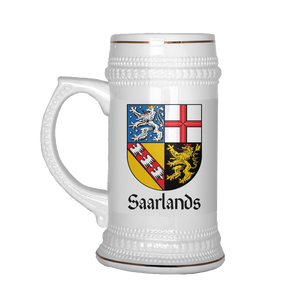 Saarlands Beer Stein