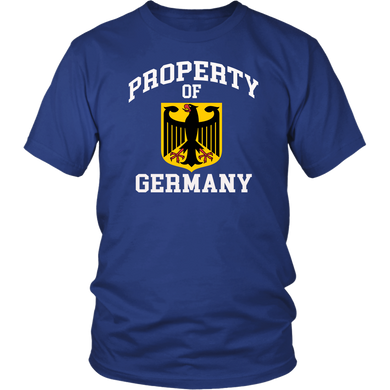 Property Of Germany T-Shirt/Hoodie