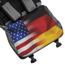 USA-German Flag Penryn Backpack
