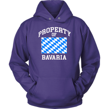 Property Of Bavaria T-Shirt/Hoodie-Womens