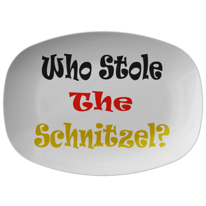 Who Stole The Schnitzel? Platter