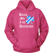 Kiss Me I'm Bavarian!  Shirts/Hoodies