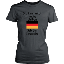 I Can't Keep Calm, I'm German!