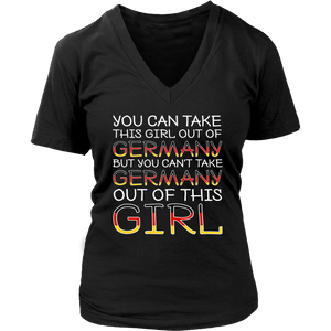 You Can't Take The Germany Out Of This Girl! Shirt