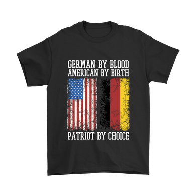 German By Blood American By Birth