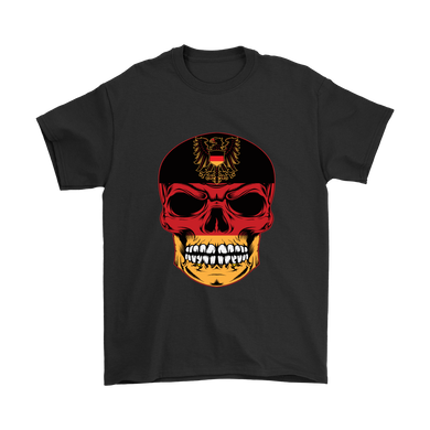 German Skull & Eagle Shirt
